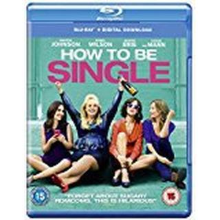 How To Be Single [Blu-ray] [2016] [Region Free]